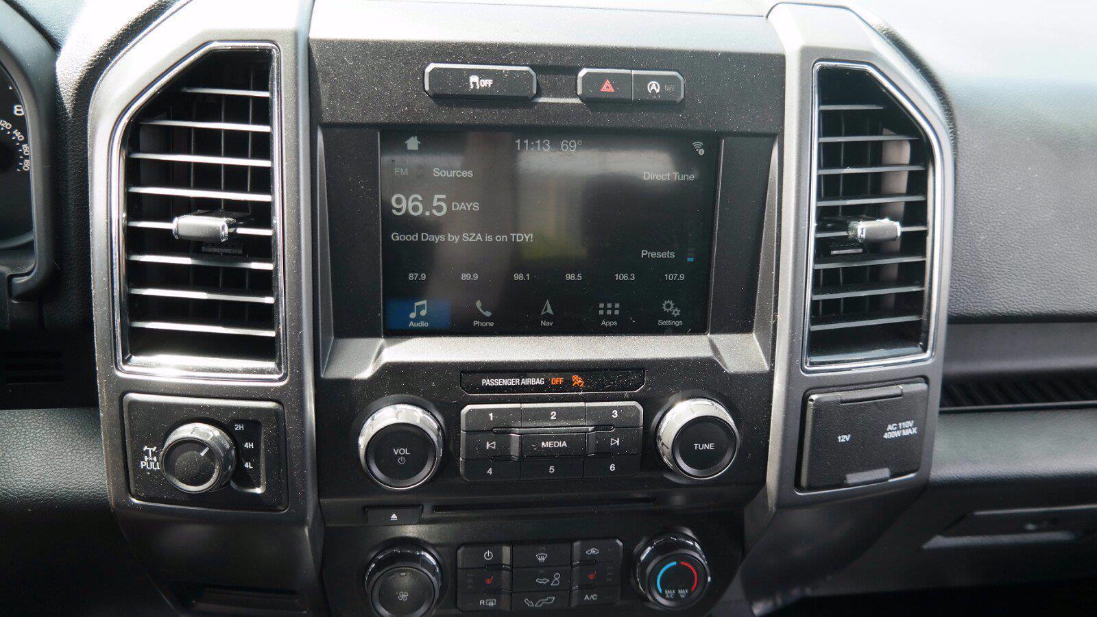2018 Ford F-150 SuperCrew Cab 4x4, Pickup #FL1170D - photo 21