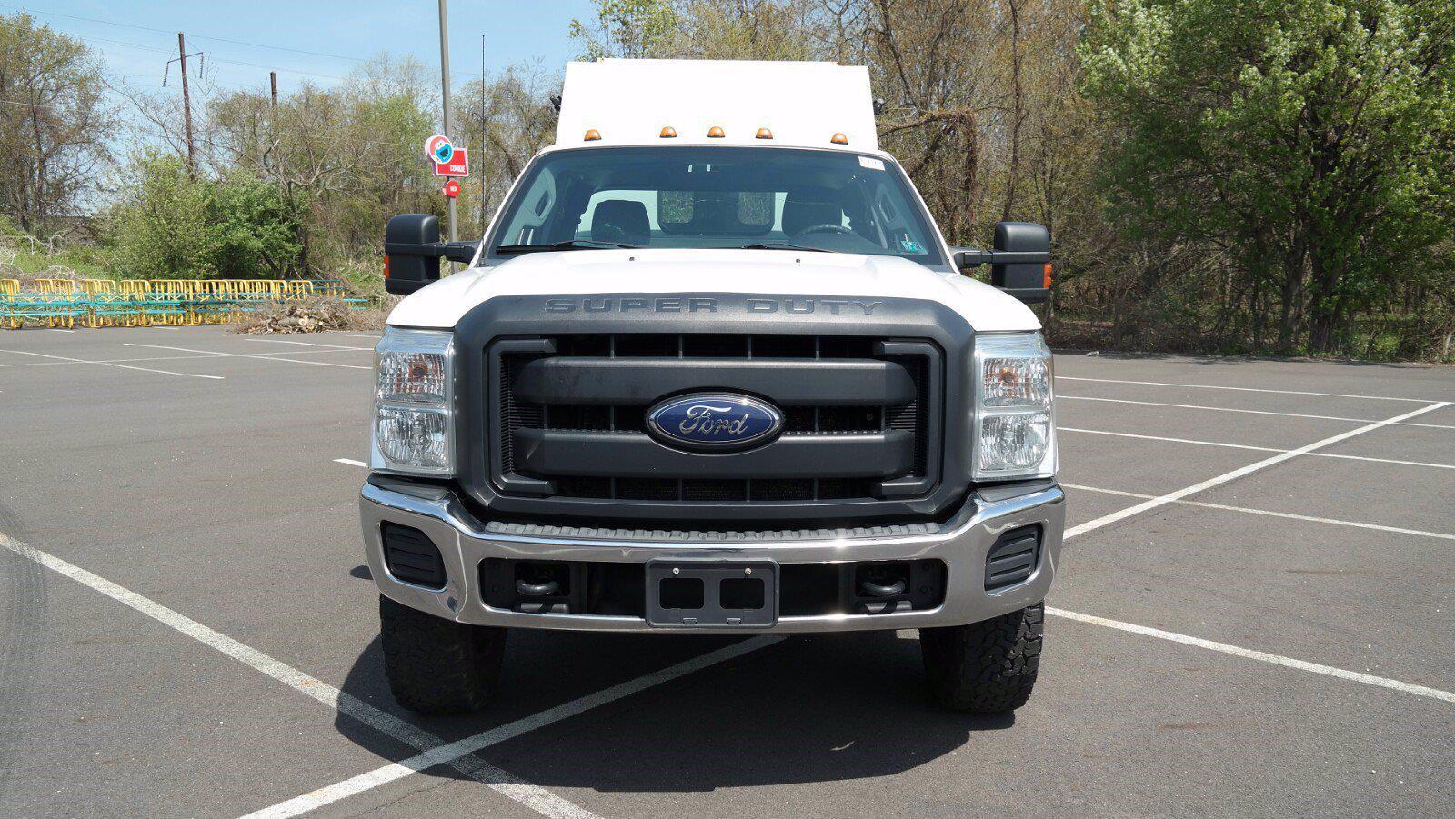 2015 Ford F-350 Super Cab 4x4, Service Body #FL1171P - photo 4