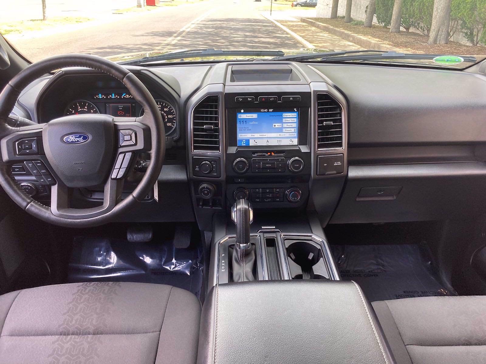 2018 Ford F-150 SuperCrew Cab 4x4, Pickup #FL1174D - photo 15