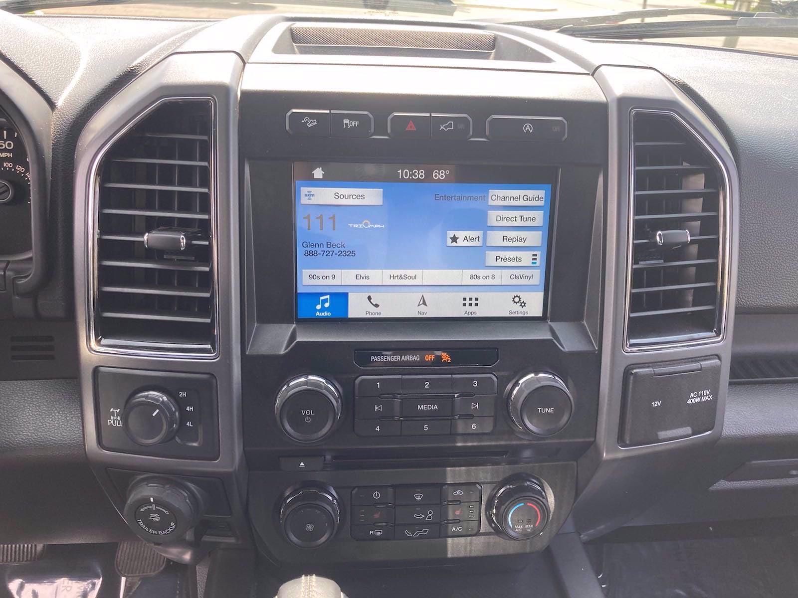 2018 Ford F-150 SuperCrew Cab 4x4, Pickup #FL1174D - photo 14