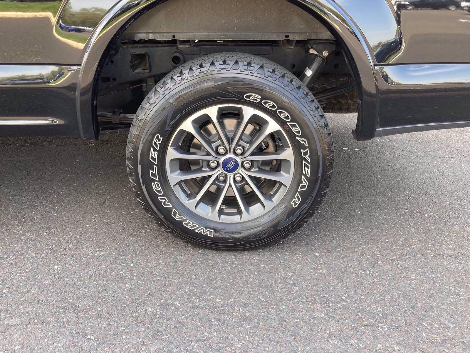 2018 Ford F-150 SuperCrew Cab 4x4, Pickup #FL1174D - photo 24