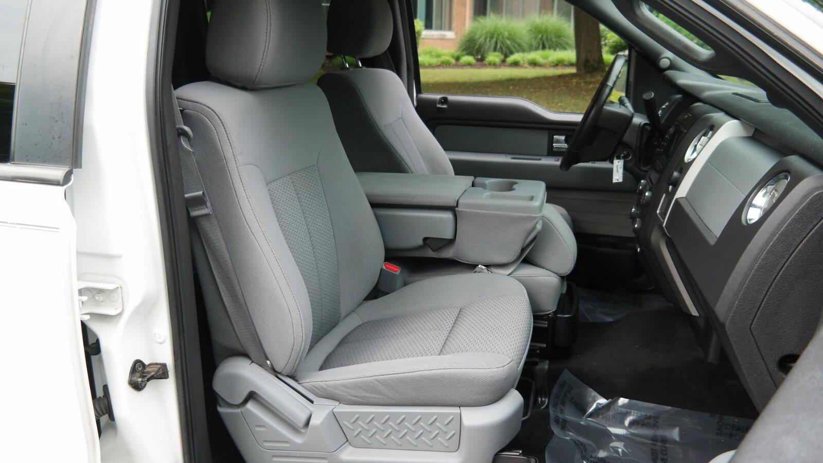 2013 Ford F-150 SuperCrew Cab 4x4, Pickup #FL1176D1 - photo 12