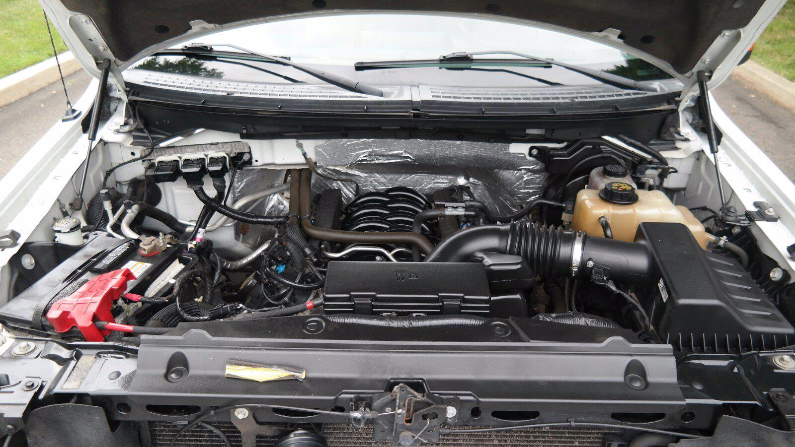 2013 Ford F-150 SuperCrew Cab 4x4, Pickup #FL1176D1 - photo 17