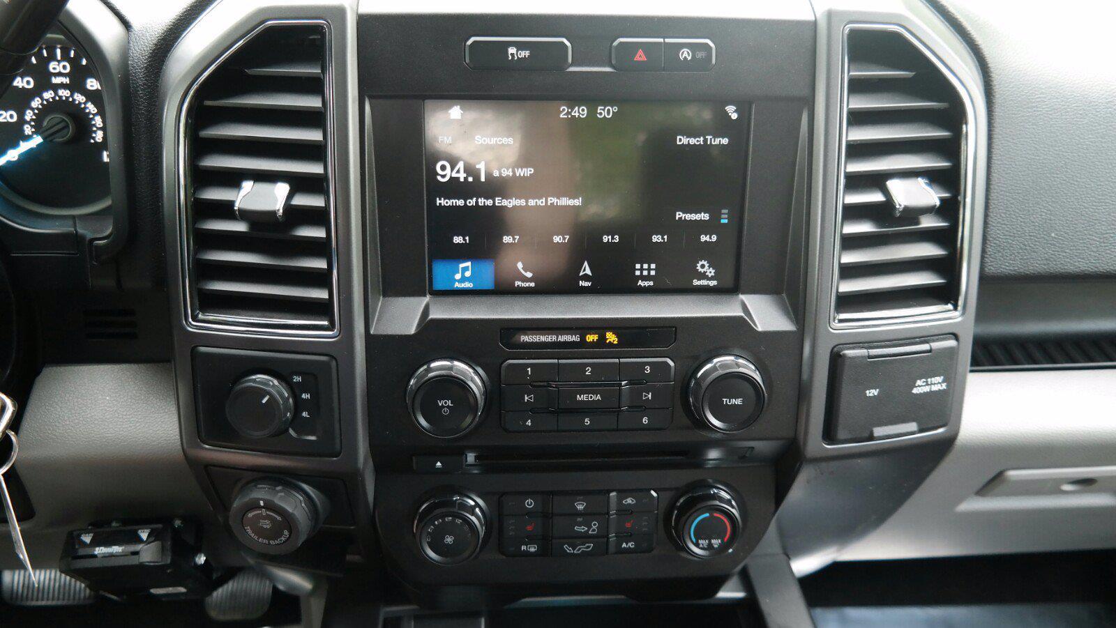 2018 Ford F-150 SuperCrew Cab 4x4, Pickup #FL1192D - photo 30