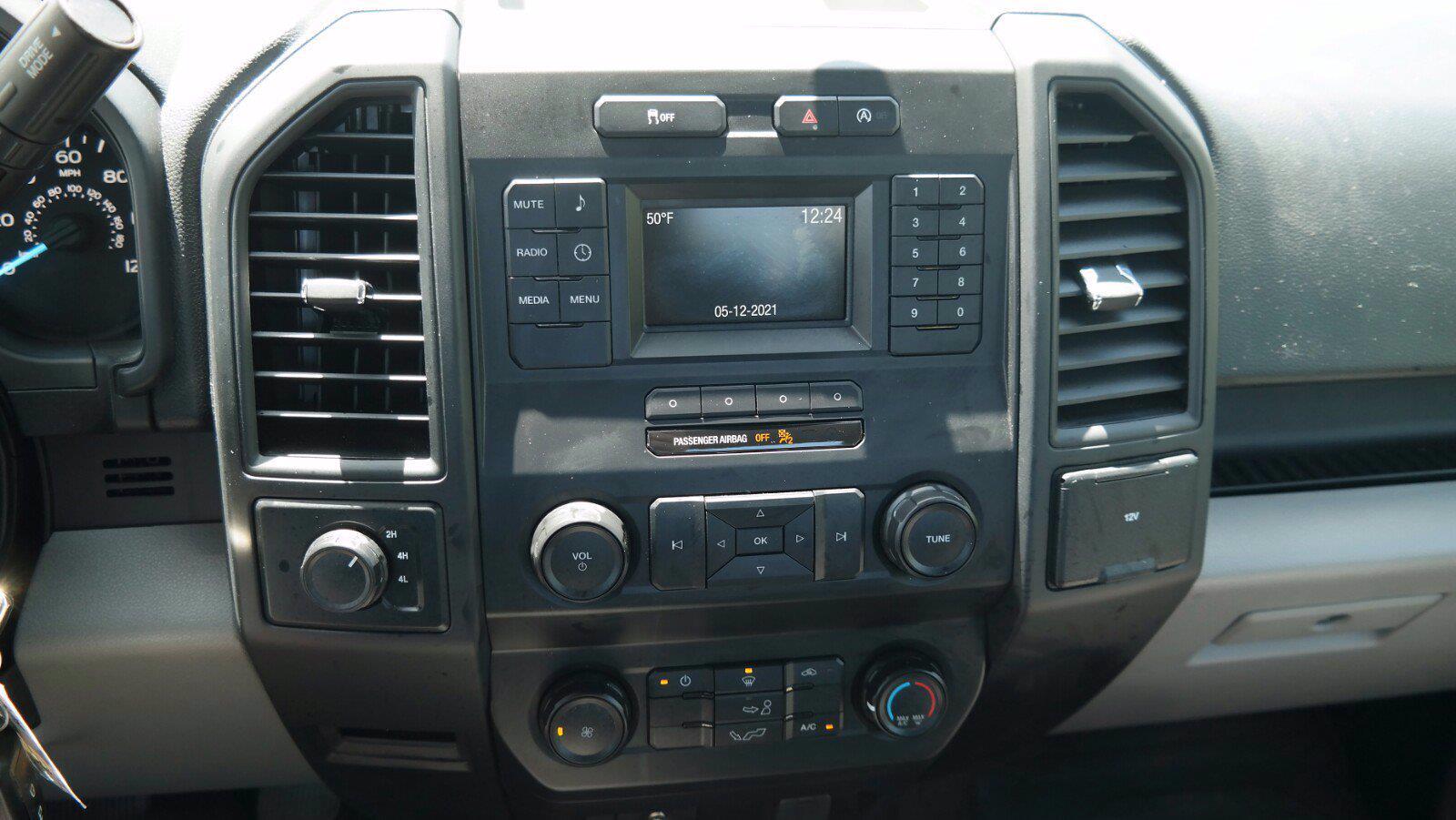 2019 Ford F-150 Regular Cab 4x4, Pickup #FL1205P - photo 19