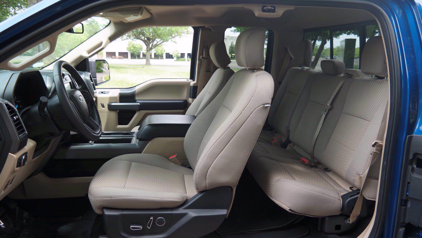 2018 Ford F-150 Super Cab 4x4, Pickup #FL1223D - photo 15