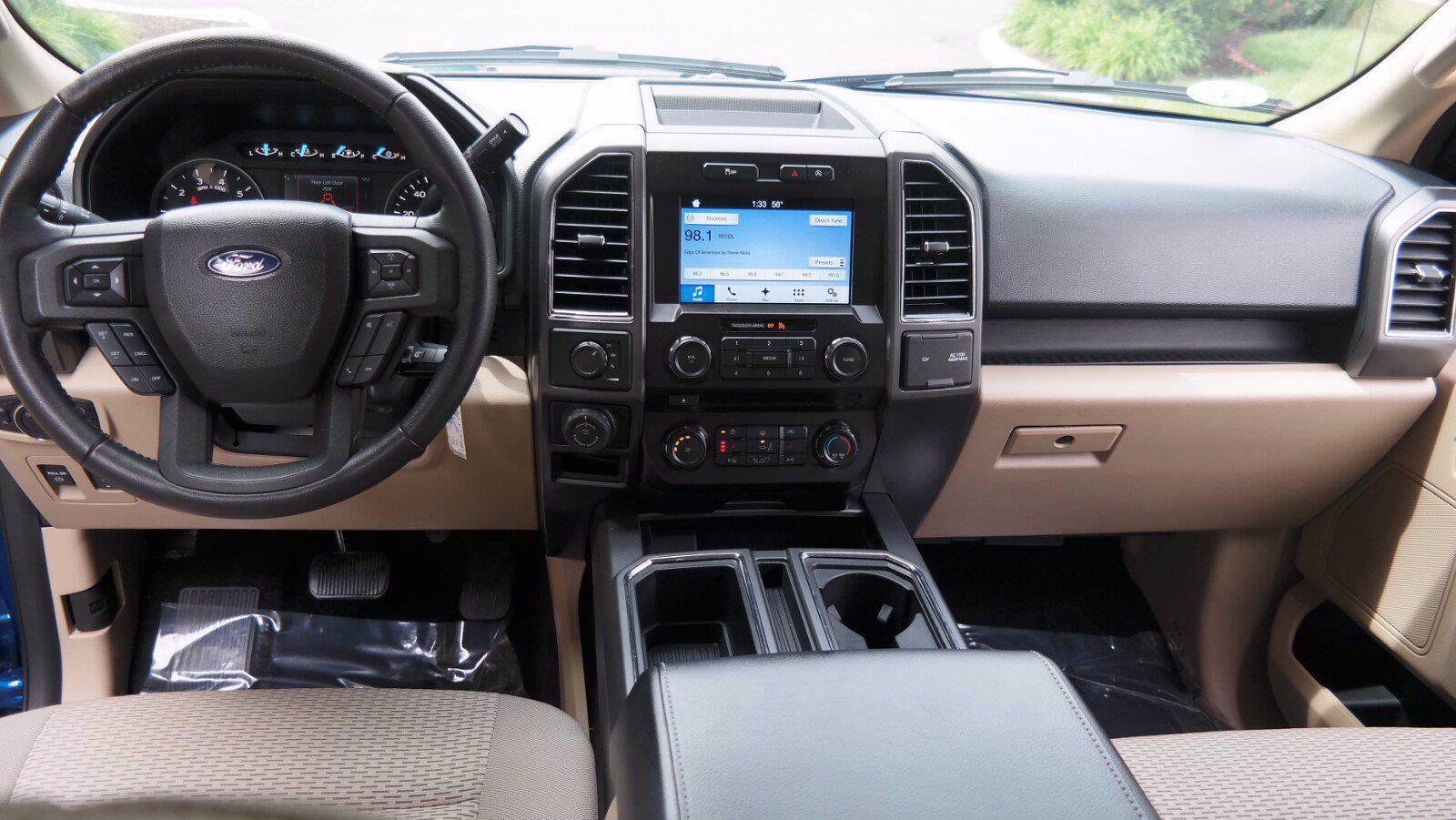 2018 Ford F-150 Super Cab 4x4, Pickup #FL1223D - photo 16