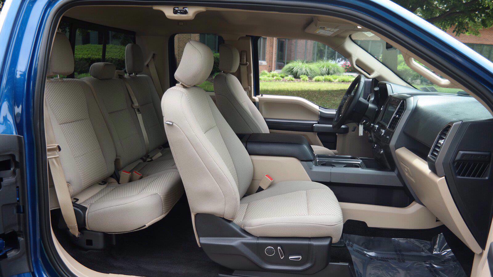 2018 Ford F-150 Super Cab 4x4, Pickup #FL1223D - photo 8