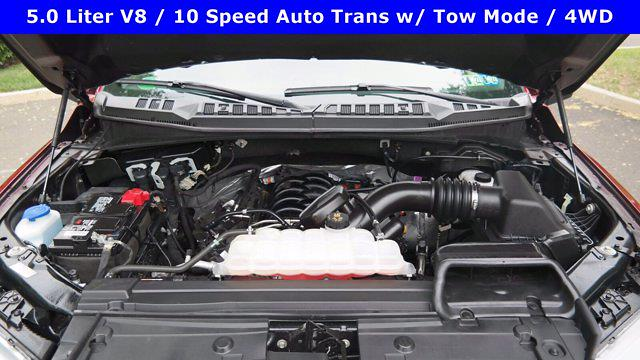 2018 Ford F-150 SuperCrew Cab 4x4, Pickup #FL1230D - photo 16