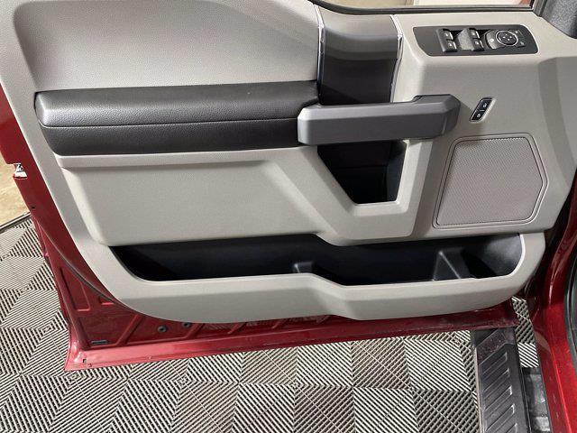 2018 Ford F-150 SuperCrew Cab 4x4, Pickup #FL1230D - photo 21
