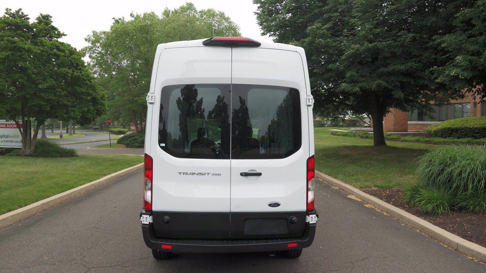 2019 Ford Transit 250 High Roof 4x2, Empty Cargo Van #FL1246J - photo 8