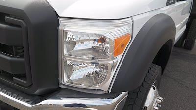 2011 Ford F-550 Regular Cab DRW 4x4, Dump Body #FL1295J - photo 23