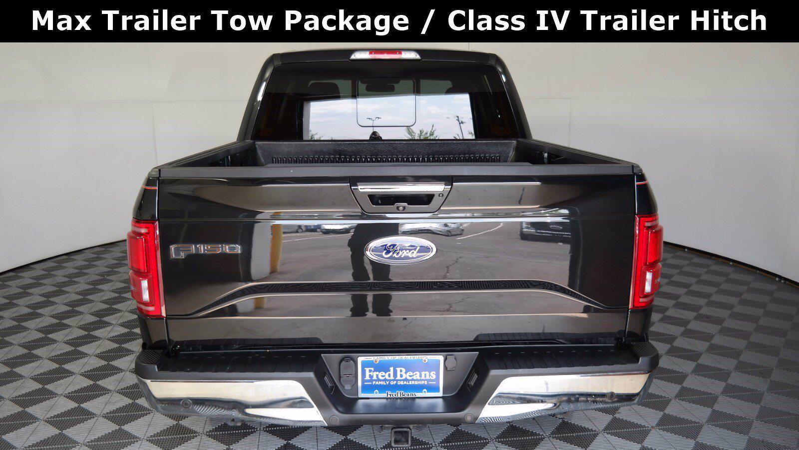 2015 Ford F-150 SuperCrew Cab 4x4, Pickup #FL1300C1 - photo 7
