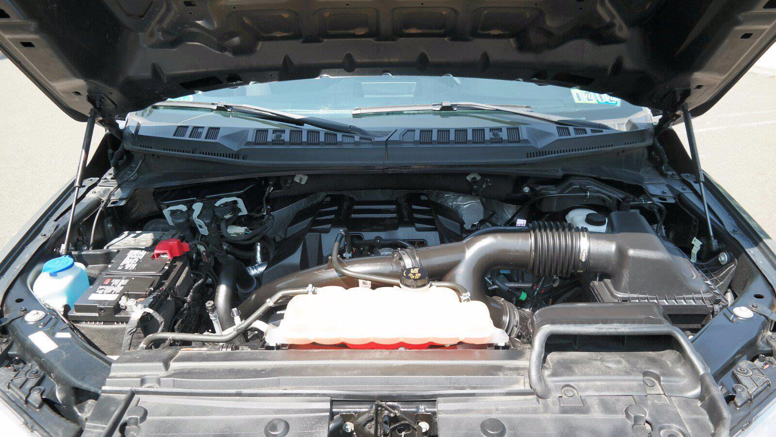 2018 F-150 SuperCrew Cab 4x4,  Pickup #FL1323C - photo 4