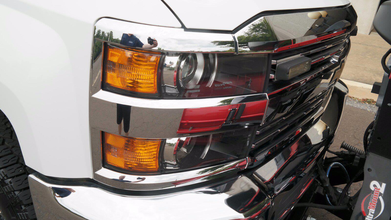 2016 Silverado 2500 Double Cab 4x4,  Service Body #FL1334P - photo 27