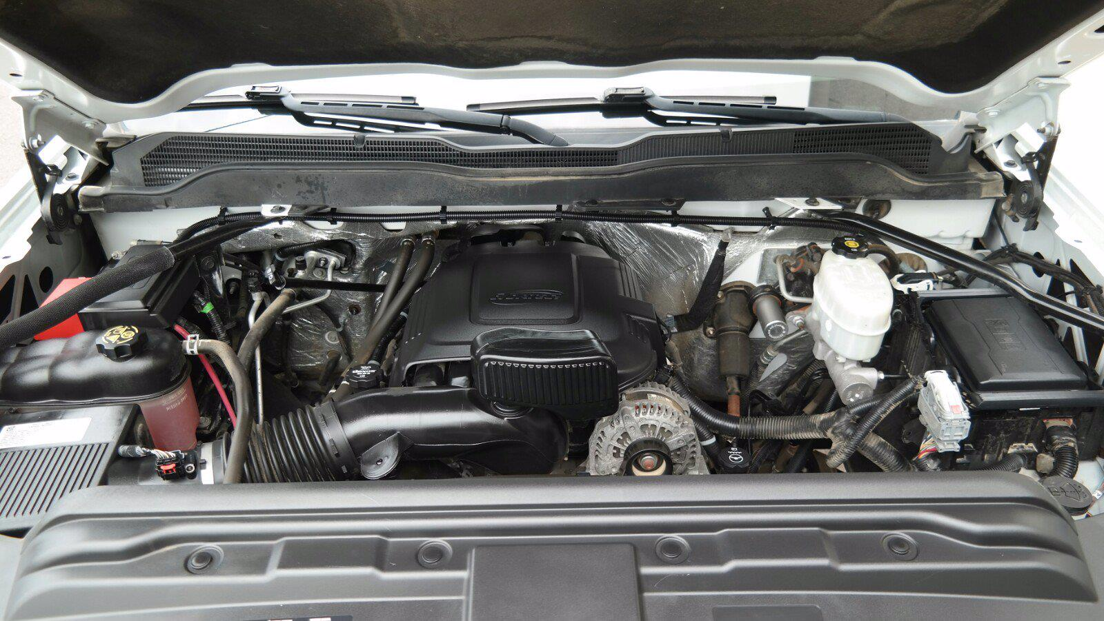 2016 Silverado 2500 Double Cab 4x4,  Service Body #FL1334P - photo 29