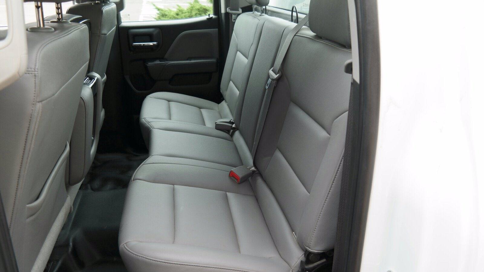 2016 Silverado 2500 Double Cab 4x4,  Service Body #FL1334P - photo 33