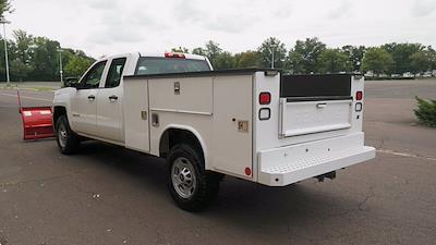 2016 Silverado 2500 Double Cab 4x4,  Service Body #FL1334P - photo 13