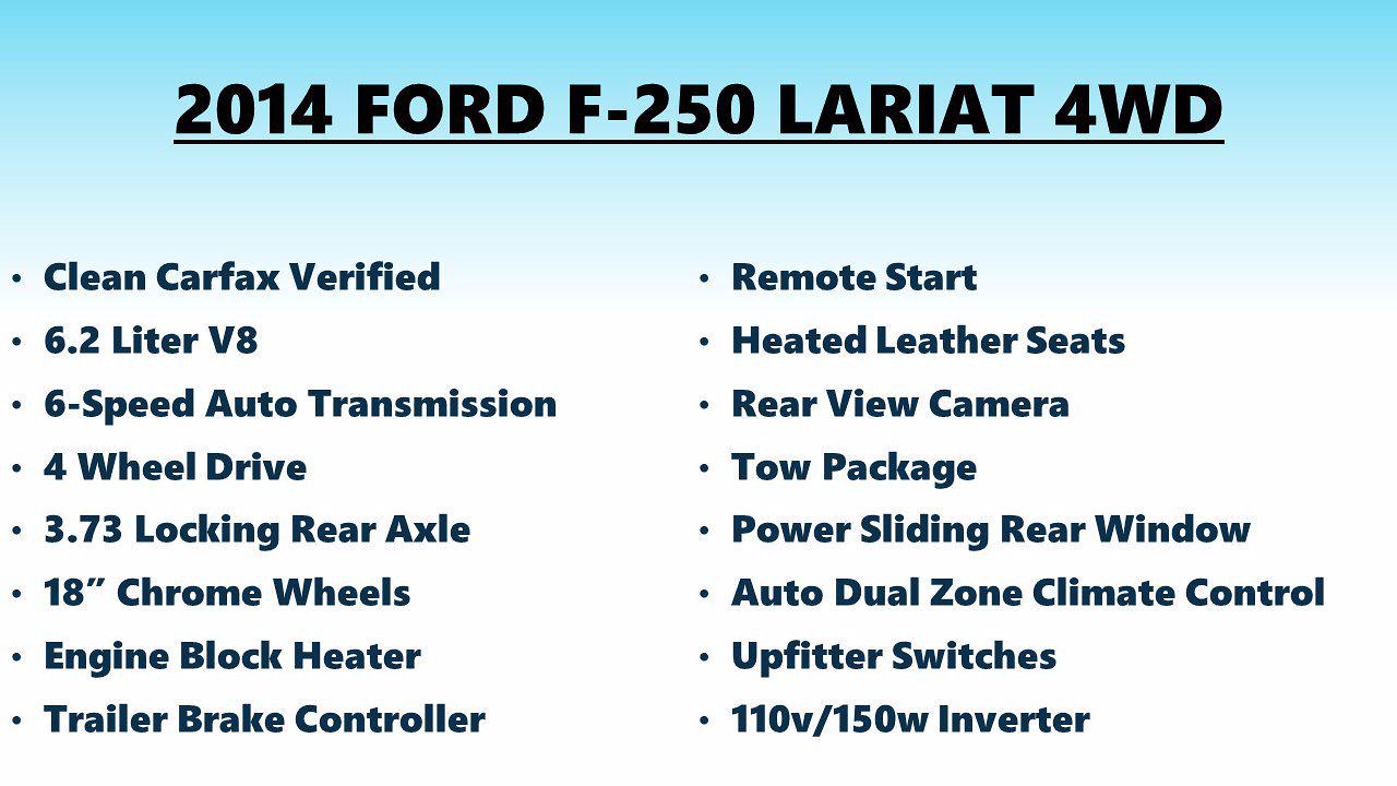 2014 F-250 Super Cab 4x4,  Pickup #FL1347P - photo 7