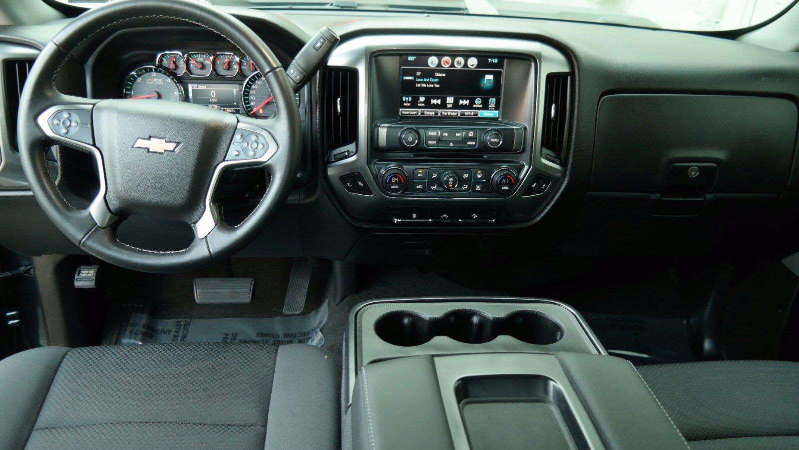 2019 Silverado 1500 Double Cab 4x4,  Pickup #FL1377S - photo 24