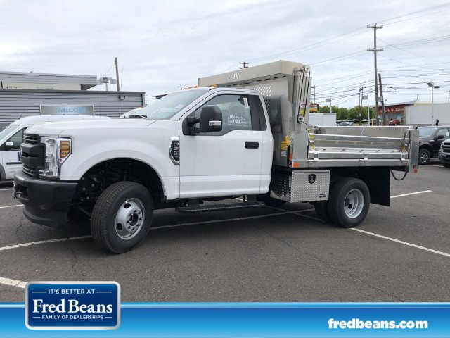 2019 F-350 Regular Cab DRW 4x4,  Voth Truck Bodies Dump Body #FL33729 - photo 1
