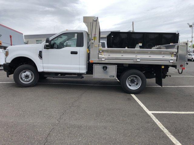 2019 F-350 Regular Cab DRW 4x4,  Voth Truck Bodies Dump Body #FL33729 - photo 2
