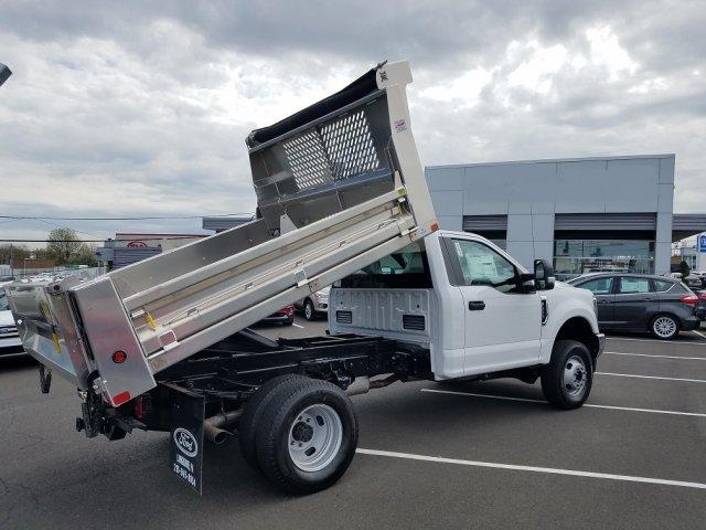2019 F-350 Regular Cab DRW 4x4,  Voth Truck Bodies Dump Body #FL33729 - photo 4
