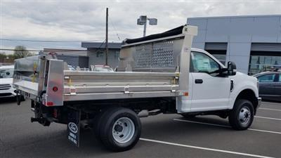 2019 F-350 Regular Cab DRW 4x4,  Voth Truck Bodies Dump Body #FL33729 - photo 3