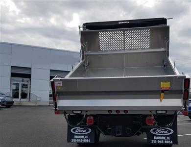 2019 F-350 Regular Cab DRW 4x4,  Voth Truck Bodies Dump Body #FL33729 - photo 6