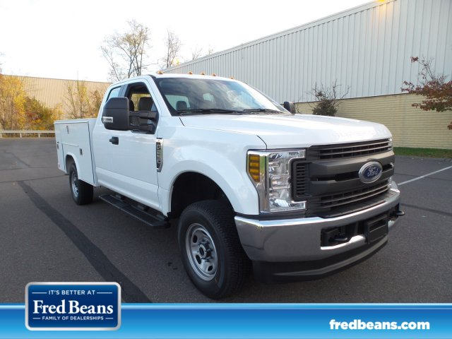 2019 F-250 Super Cab 4x4,  Reading Service Body #FL33942 - photo 1
