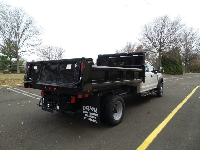 2019 F-450 Crew Cab DRW 4x4,  Rugby Dump Body #FL34164 - photo 1