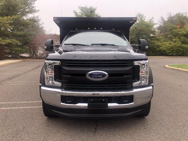 2019 F-550 Regular Cab DRW 4x4,  SH Truck Bodies Landscape Dump #FL34189 - photo 4