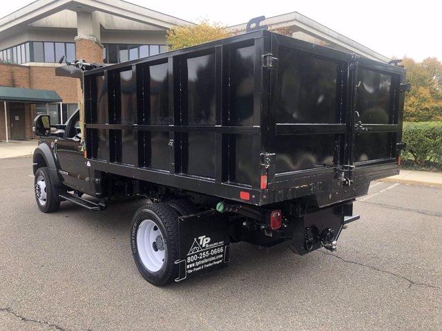 2019 F-550 Regular Cab DRW 4x4, SH Truck Bodies Landscape Dump #FL34189 - photo 8