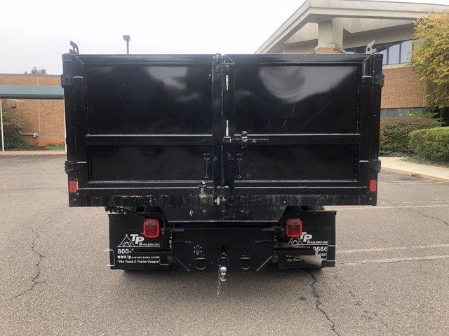 2019 F-550 Regular Cab DRW 4x4, SH Truck Bodies Landscape Dump #FL34189 - photo 11