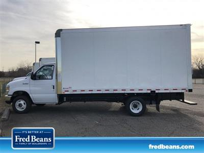 2019 E-450 4x2,  Morgan Parcel Aluminum Cutaway Van #FL34246 - photo 1