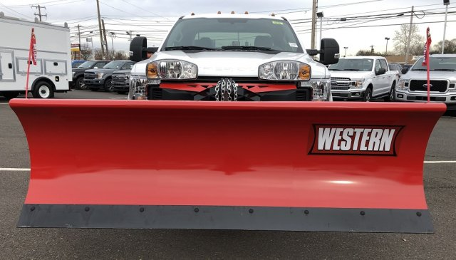 2019 F-250 Super Cab 4x4,  Western Snowplow Pickup #FL34284 - photo 3