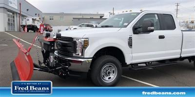 2019 F-250 Super Cab 4x4,  Western Snowplow Pickup #FL34284 - photo 1