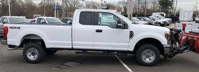 2019 F-250 Super Cab 4x4,  Western Snowplow Pickup #FL34284 - photo 7
