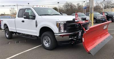 2019 F-250 Super Cab 4x4,  Western Snowplow Pickup #FL34284 - photo 9