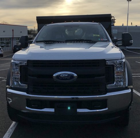 2019 F-550 Regular Cab DRW 4x4, Rugby Eliminator LP Steel Dump Body #FL34287 - photo 8