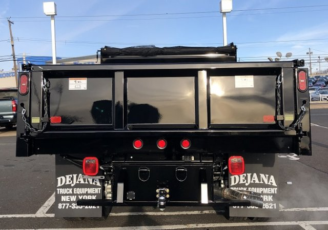 2019 F-550 Regular Cab DRW 4x4,  Rugby Eliminator LP Steel Dump Body #FL34287 - photo 7
