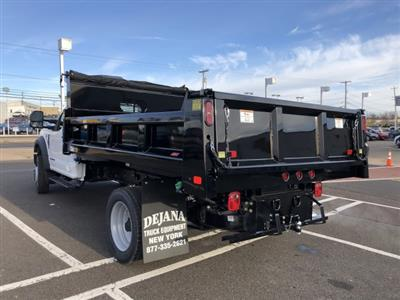 2019 F-550 Regular Cab DRW 4x4, Rugby Eliminator LP Steel Dump Body #FL34287 - photo 7