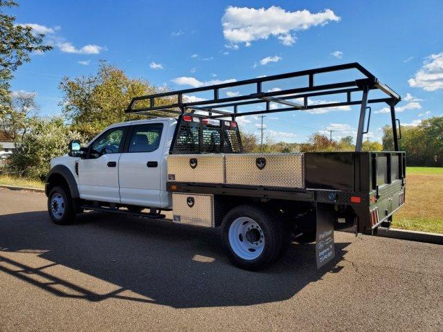 2019 F-450 Crew Cab DRW 4x4,  SH Truck Bodies Platform Body #FL34300 - photo 3