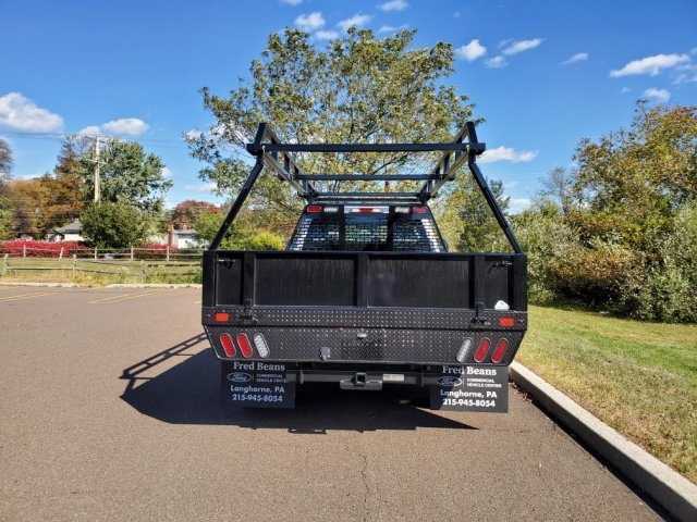 2019 F-450 Crew Cab DRW 4x4, SH Truck Bodies Contractor Body #FL34300 - photo 5