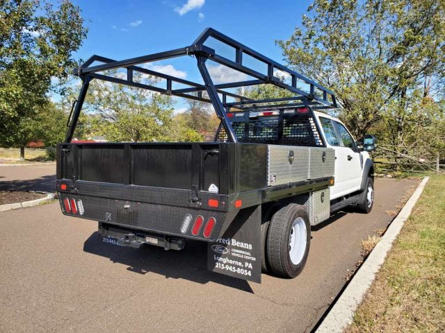 2019 F-450 Crew Cab DRW 4x4, SH Truck Bodies Contractor Body #FL34300 - photo 2