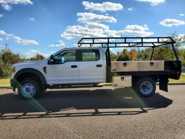 2019 F-450 Crew Cab DRW 4x4,  SH Truck Bodies Platform Body #FL34300 - photo 8