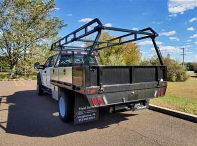 2019 F-450 Crew Cab DRW 4x4,  SH Truck Bodies Platform Body #FL34300 - photo 4