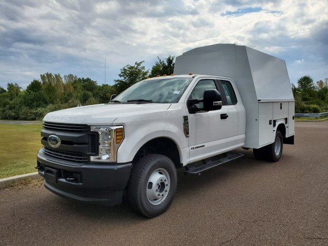 2019 F-350 Super Cab DRW 4x4,  Cab Chassis #FL34314 - photo 9