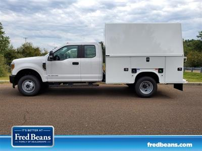 2019 F-350 Super Cab DRW 4x4,  Cab Chassis #FL34314 - photo 1
