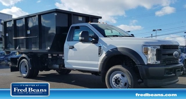 2019 F-550 Regular Cab DRW 4x4,  Switch N Go Landscape Dump #FL34326 - photo 1